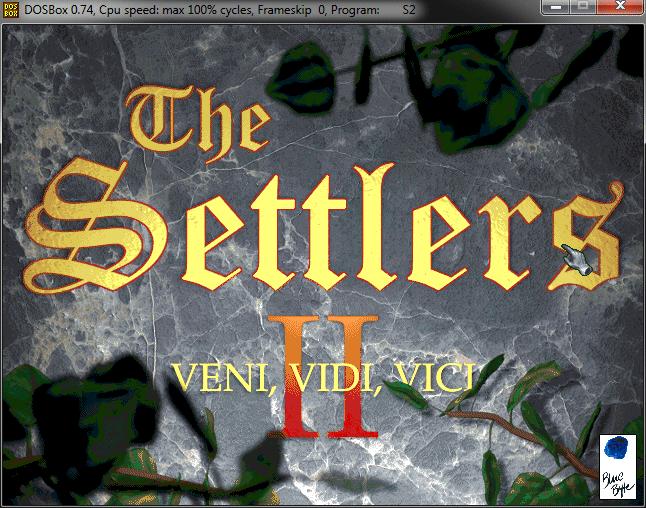 The Settlers II: Veni Vidi Vici