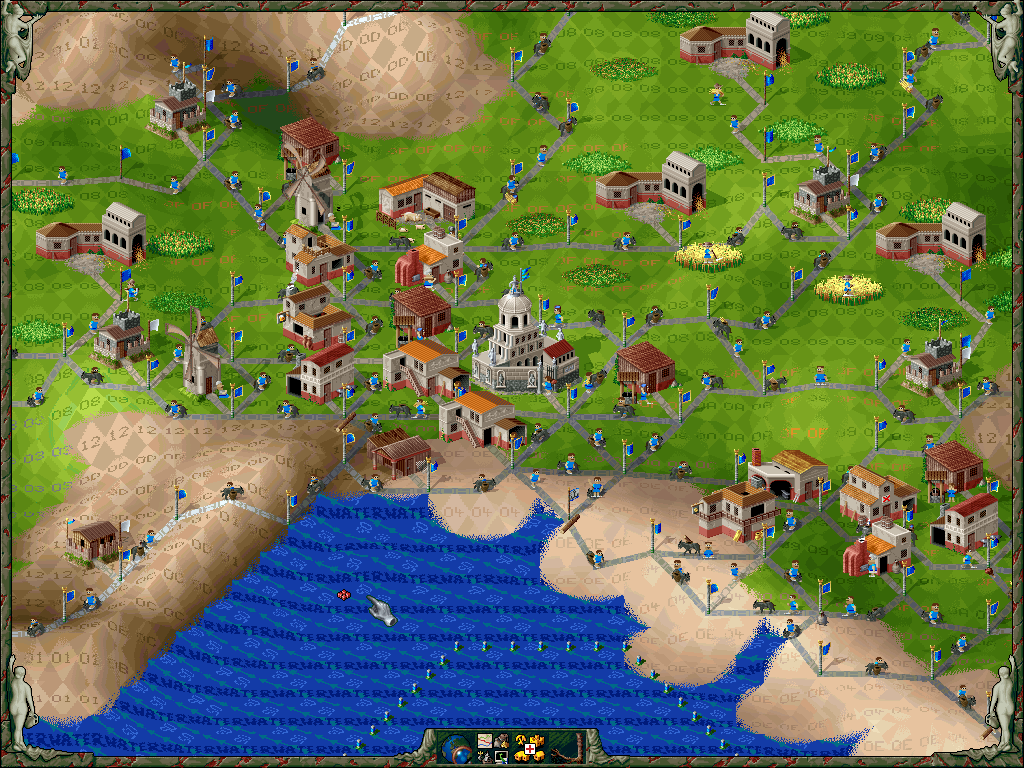 how to play settlers 2 on windows 7